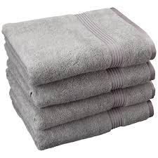 bath towel. Patric 4 Piece Bath 100% Cotton Towel Set