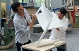 How Barber Osgerby made their Tip Ton chair | Design | Agenda ...