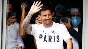 Lionel Messi: Mit dieser Rolex Yacht-Master zeigt er sich in Paris