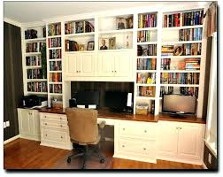 custom home office cabinets. Built In Office Cabinets Home Custom Comfortable 1 With .