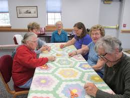 Quilters have been meeting for 35 years   News, Sports, Jobs - Muncy  Luminary