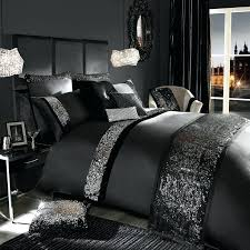sequin bed sheets silver