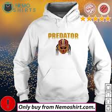 Predator Washington Redskins Chase Young Shirt Hoodie And V Neck T Shirt