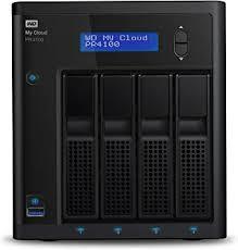 <b>WD</b> 8TB <b>My Cloud Pro</b> Series PR4100 Network Attached Storage ...