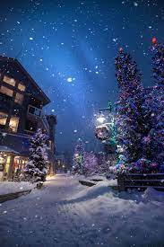 Christmas Town Wallpapers - Wallpaper Cave