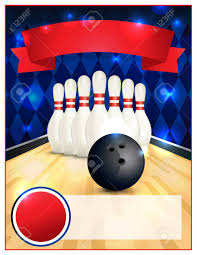 Bowling Event Flyer Template A Blank Bowling Flyer Template Great For Birthday Parties Bowling