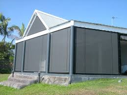 outdoor privacy shades. Make An Outdoor Roll Up Shade Out Blinds Weatherproof Shades Privacy B