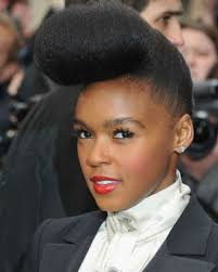 Coiffure Africaine Coiffure Afro Chignon Rockabilly