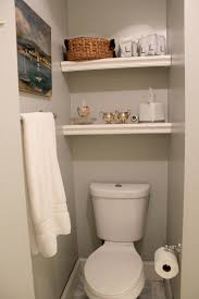 decorate small bathroom simple false