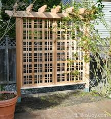 Small Picture Wood Trellis Design Plans Free Download Wood trellis Woods and