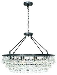 crystal drop chandelier crystal chandelier crystal chandelier regarding attractive celeste glass drop crystal chandelier black 32