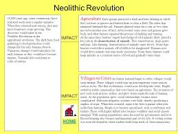 global thematic essays ppt  26 neolithic revolution