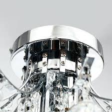 flush mount mini chandelier one light mini chandelier fresh best mini style 1 light flush mount