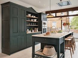 how to deep clean kitchen cabinets painted kitchen cabinet ideas freshome