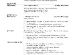 Retail Resume Mesmerizing Sample Resume For Retail Industry With Sample Resume For Retail