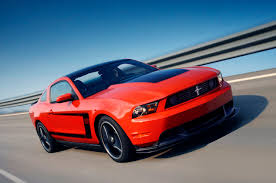 2012 Mustang Boss 302 named as one of Automobile Magazine's All ...