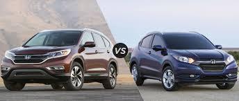 Honda HR-V vs Honda CR-V: what are the differences?