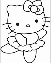 Stampe Per Bambini Da Colorare Unico Disegni Hello Kitty Da