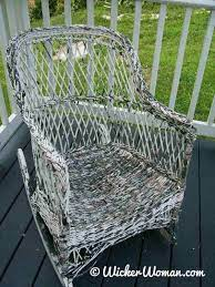 best paint to use on outdoor wicker