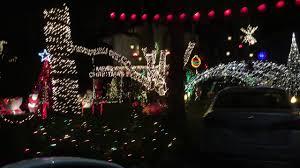 Christmas Lights Jupiter Fl Christmas Lights In New Port Richey Florida 2019 12 29 Youtube
