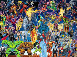 49+] Comic Wallpaper on WallpaperSafari