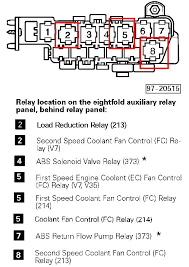 2000 vw beetle relay diagram wiring diagram database  at Fuse Box 2007 Volkswagen Beetle Ac Fuse Location