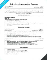 Accounting Resume Cover Letters Cover Letter Chartered Accountant Example For Resume Sample Position