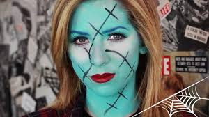 sally nightmare before inspired makeup tutorial w daisy dennis y makeup you