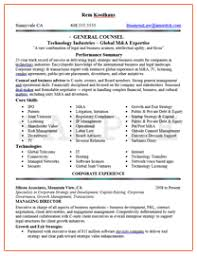 Executive Resume Writing Service
