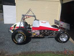 Sprintcar Speedway Chev Race Engine In Qld