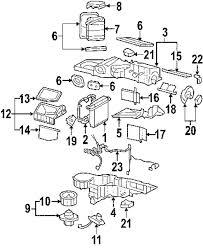 2019 chevrolet silverado parts list reviews release date spec chevrolet silverado parts list 2009 chevrolet silverado 2500 evaporator and heater parts diagram
