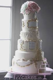Wedding Cakes With Rare Details By Melcakes Modwedding