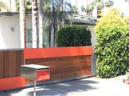 Paint Mid Century Modern Mailbox Project Sewn