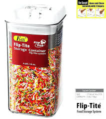 better homes and gardens flip container kitchen amp canisters