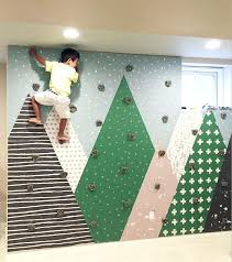 basement decorating ideas kids bedroom awesome rock climbing wall for your home childrens toddler diy hom backyard rock climbing wall plastic kids