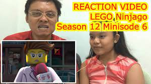 Reaction Video LEGO Ninjago Season 12 Original Shorts Minisode 6 Gayle  Gossip A Closer Look - YouTube