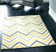 modern yellow rug gray rugs blue grey mid century area