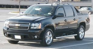 Chevrolet Avalanche technical details, history, photos on Better ...