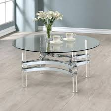 medium size of coffee and chrome table round glass top lincoln