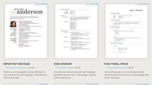 Modern Resume Style Esty Download 275 Free Resume Templates For Microsoft Word