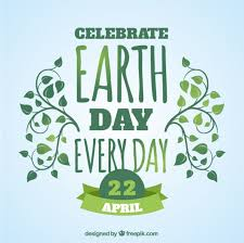 Celabrate Earth Day Vector Free Download
