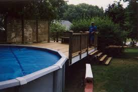 above ground pool privacy panels sevenstonesinc