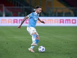 Lazio-Spezia, Lazzari esce al 25' per infortunio