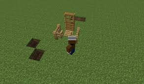 Download How To Make Wooden Fence Gates In Minecraft Plans DIY brich