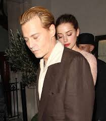 Johnny Depp and Amber Heard : Hes