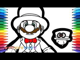 How To Draw Super Mario Odyssey Broodals 78 Drawing Coloring Pages