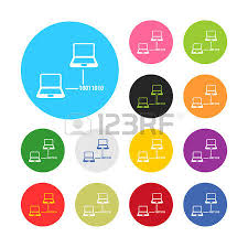 681 wired lan stock illustrations cliparts and royalty wired wired lan vector illustration of computer technology modern icon