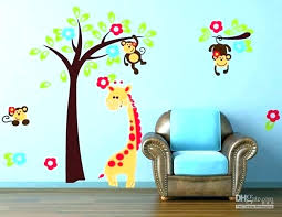 wall decals target kids together with post birch tree decal palm dinosaur