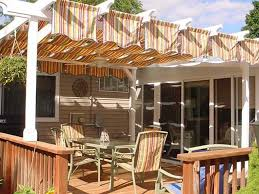 78 Best Deck Ideas Images On Pinterest Awning