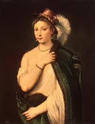 Portrait of a Young <b>Woman</b>